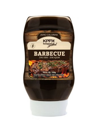 Molho Gourmet Barbecue (350g) - KPPK