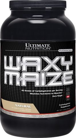 Waxy Maize 1,361 kg (3 lbs) - Ultimate Nutrition