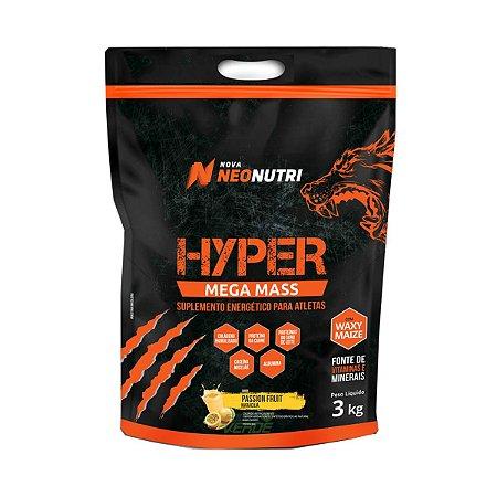 Hyper Mega Mass 3kg - NeoNutri
