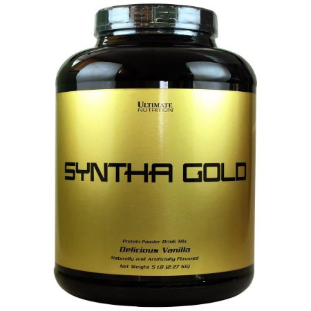 Syntha Gold 5Lbs (2,27kg) - Ultimate Nutrition