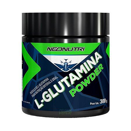 L-GLUTAMINA POWDER (300G) - NEONUTRI (VAL. 19/10/19)