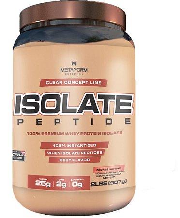 ISOLATE PEPTIDE - METAFORM NUTRITION