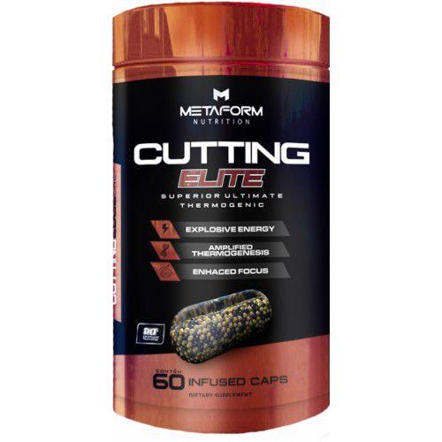 CUTTING ELITE (60 CAPS ) - METAFORM NUTRITION