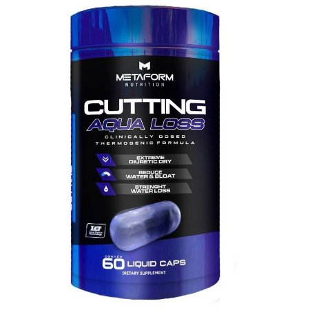 CUTTING AQUALOSS ( 60 LIQUID CAPS ) - METAFORM NUTRITION