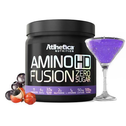 Amino HD Fusion - 450g - Atlhetica Nutrition