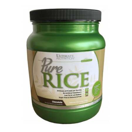PURE RICE (500G) - ULTIMATE NUTRITION