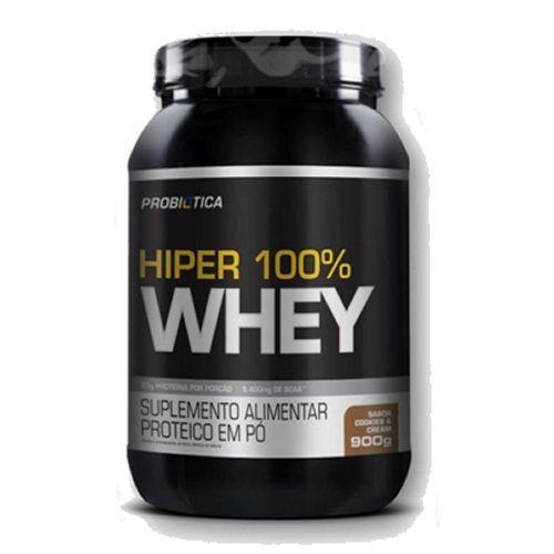 Hiper 100% Whey - 900g  - PROBIOTICA