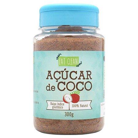 Açucar de Coco 300g - Eat Cleam