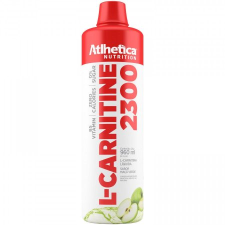 L-CARNITINE 2300 (960ML) ATLHETICA