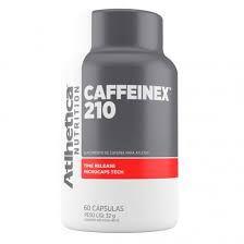 CAFFEINEX 210 (60CAPS) - ATLHETICA NUTRITION