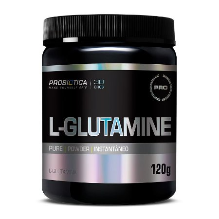 L-GLUTAMINA (120G) - PROBIOTICA