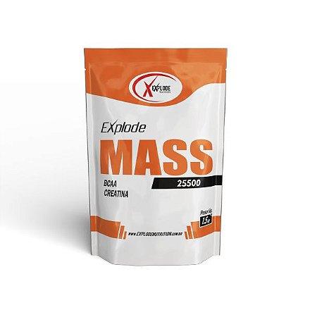 EXPLODE MASS 25500 (1,5kg) - EXPLODE NUTRITION
