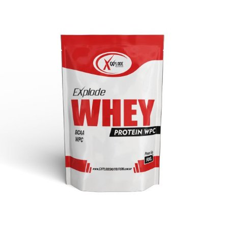 EXPLODE WHEY (900g) - EXPLODE NUTRITION
