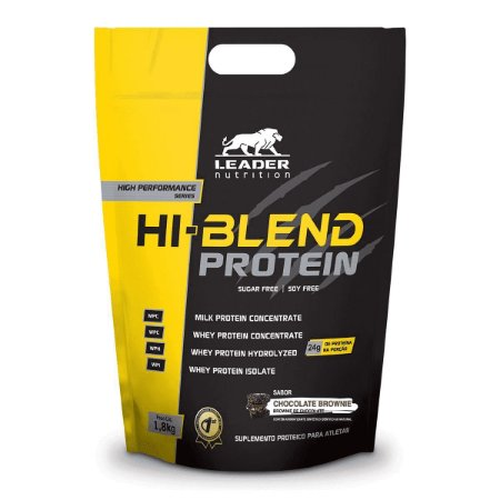 HI-BLEND PROTEIN ( 1,8kg ) - LEADER NUTRITION