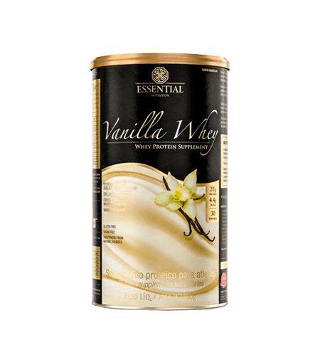 VANILLA WHEY ( 900g ) 30 DOSES - ESSENTIAL NUTRITION