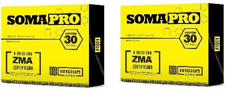 COMBO SOMA PRO ZMA (30 COMPS ) (2X ) IRIDIUM