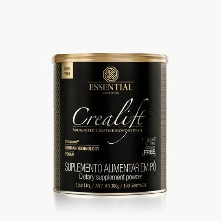CREALIFT (300g) Creatina Mono-hidratada - ESSENTIAL