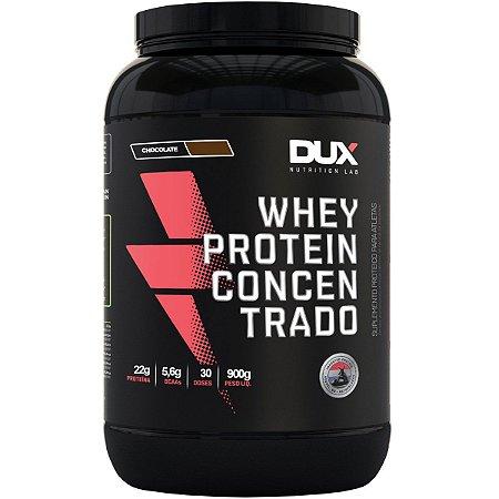 Whey Protein Concentrado (900g) dux