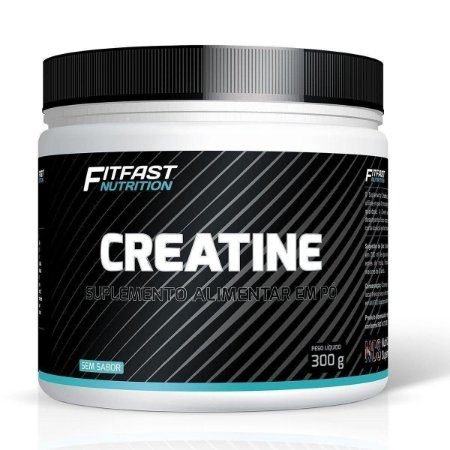 CREATINA 300g - FIT FAST