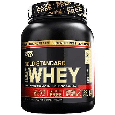 100% WHEY GOLD STANDARD  1,090 g - Optimum Nutrition