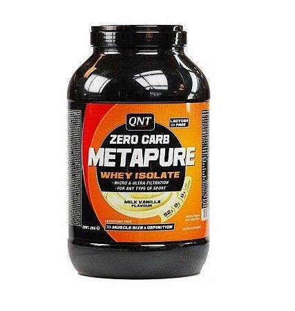 Zero Carb Metapure (2kg) - QNT