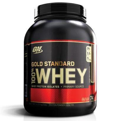 100% Whey Gold Standard (5lb - 2352g) - Optimum Nutrition