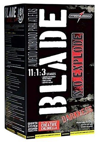 Blade N.O. Explode Darkness (415g) - IntegralMédica