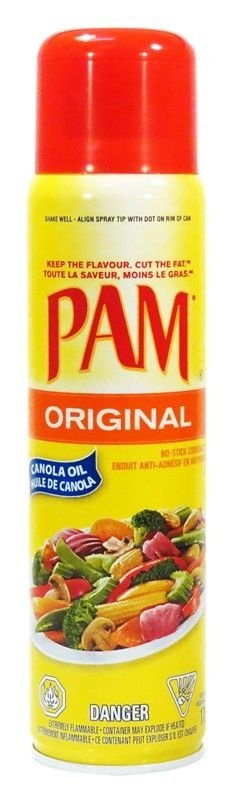 ÓLEO PAM ORIGINAL - SPRAY - 170G