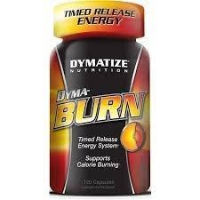 Dyma-Burn (120 caps) - Dymatize