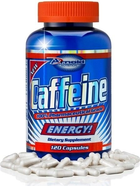 CAFEÍNA (120 caps) - Arnold