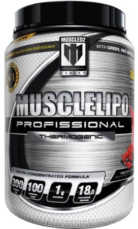 Musclelipo 900g - Musclemeds