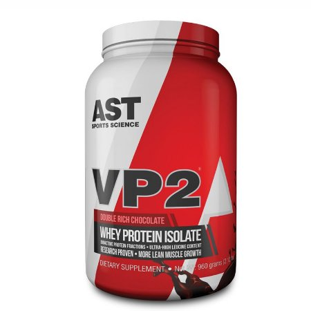 VP2 Whey Protein Isolate (973g) - AST