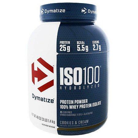 ISO 100 Hidrolisada (1362G)  - Dymatize