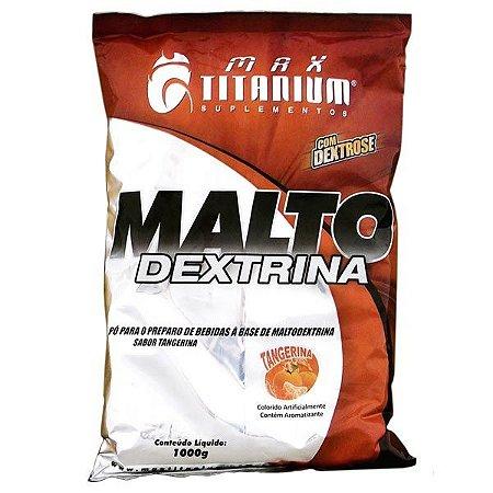 Malto c/ Dextrose  1kg - max titanium