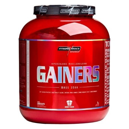 Gainers Mass 3500 (3kg) - integralmedica