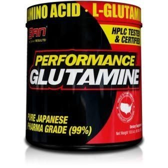 Performance Glutamine (300g) - San nutrition