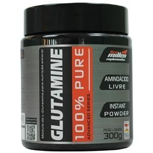 Glutamine 100% Pure (300g) - new millen