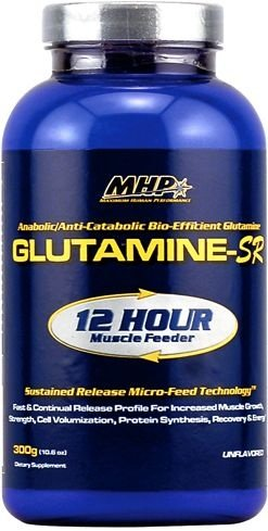 Glutamine-SR Time Release (300g) - mph