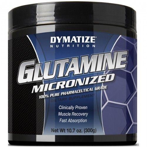 Glutamina Micronizada (300g) - Dymatize