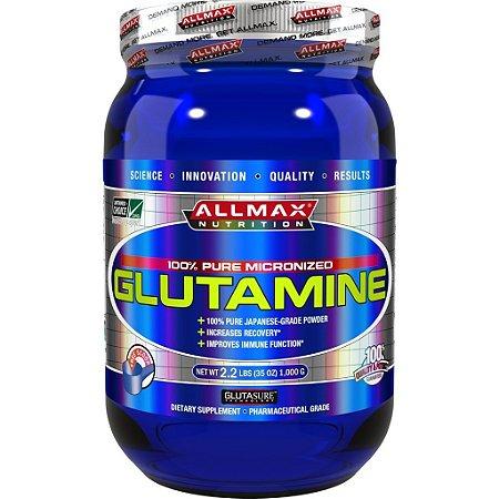 Glutamina  - Allmax