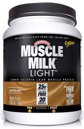 Muscle Milk Light (750g)  - Cytosport