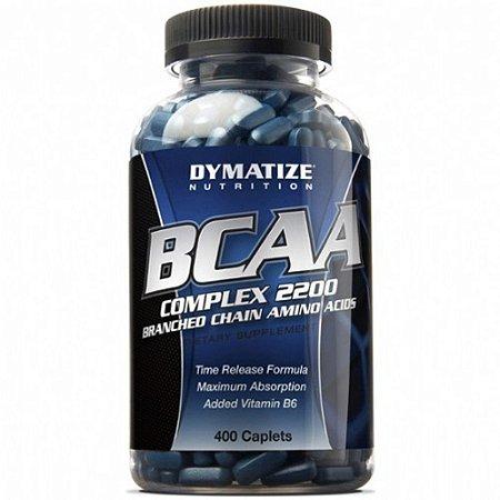 BCAA Complex 2200 (400 caps) - Dymatize