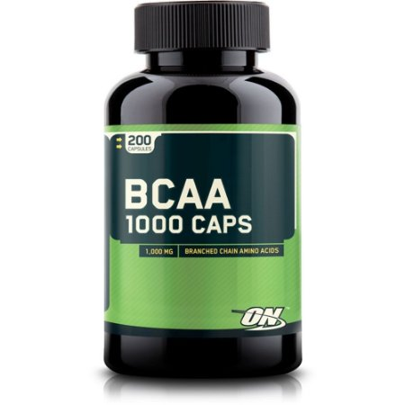 BCAA 1000 (200 caps) - Optimum Nutrition