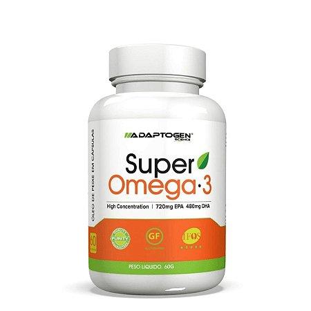 SUPER OMEGA 3 (60CAPS) - ADAPTOGEN SCIENCE