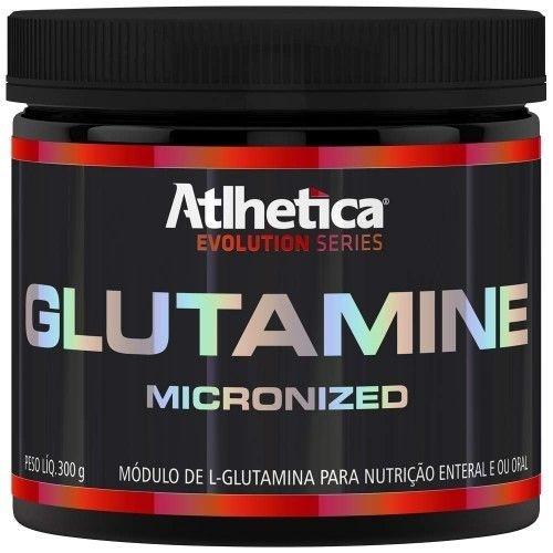 Glutamina Micronized (300g) - Atlhetica