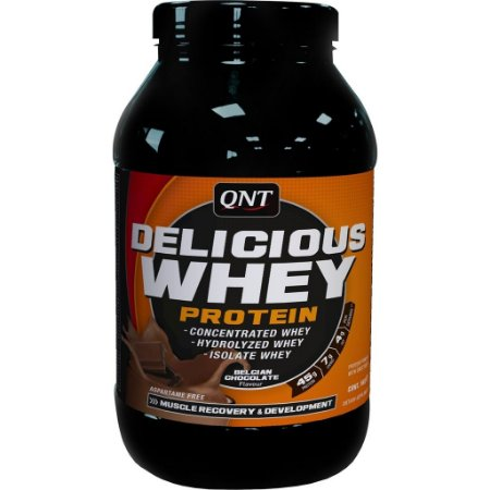 Delicious 100% Whey (1kg) - QNT