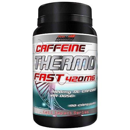 Caffeine Thermo Fast (90 Cápsulas) - New Millen