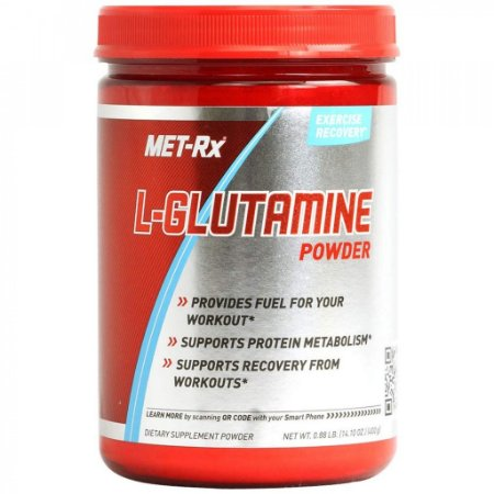 L-Glutamine Powder 0.88 Lb - Met-Rx