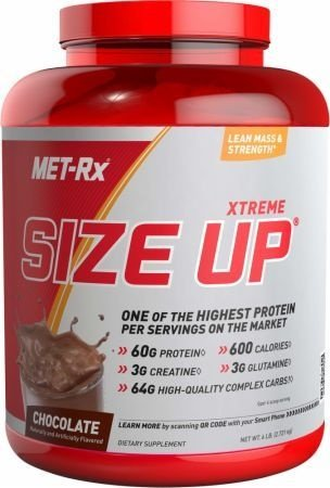 Size Up Pro Xtreme  (2,72kg) - Met Rx