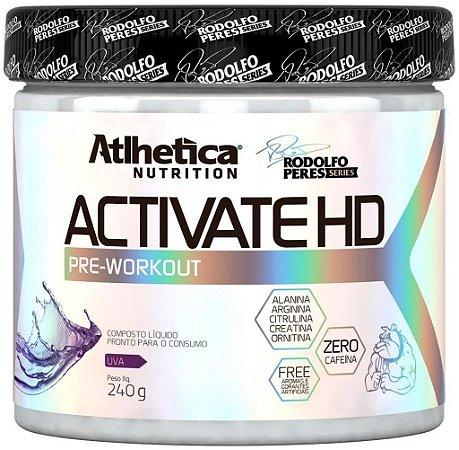 Activate HD (300g) Rodolfo Peres - Atlhetica